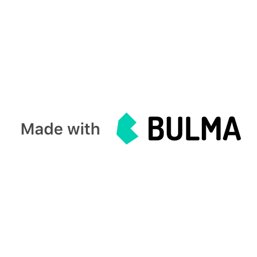 Bulma CSS Framework Logo